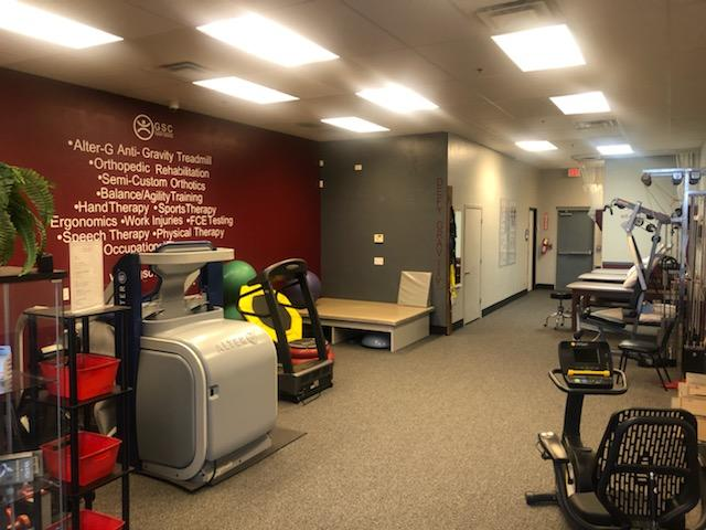 physical therapy gilbert